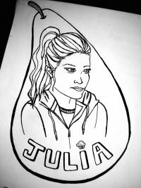 Julia face